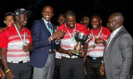 TEAM KENYA DOMINATES UGANDA IN VICTORIA CUP TOURNAMENT