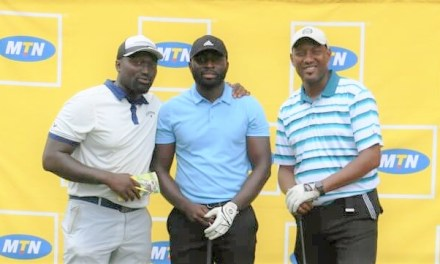 Yaw Afriyie rallied Men Group B to win MTN CEO Invitational