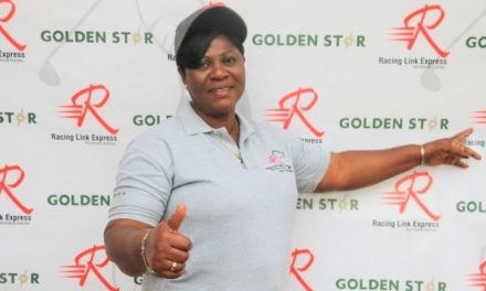 Racing Link Express lights up Bogoso Golf Club with maiden Invitational