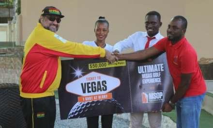 Kelvin Boateng wins Coca-Cola African Minigolf Championship