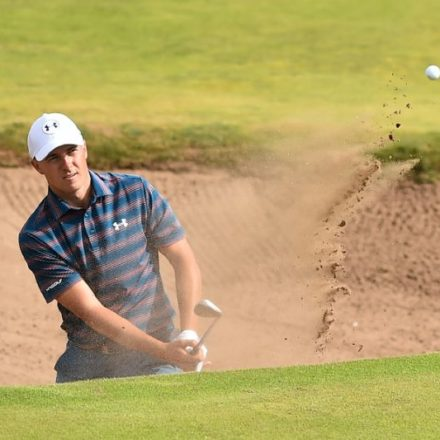 Three-time major champ Spieth finds form after tough year
