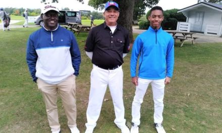 Photos: Team Ghana at World Amateur Team Championship