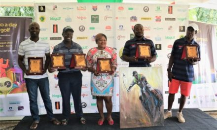 GEC Open Ghana brings golf excellence to the Royal Golf Club