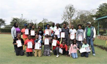 Ruiru Sports Club starts Juniors Clinic