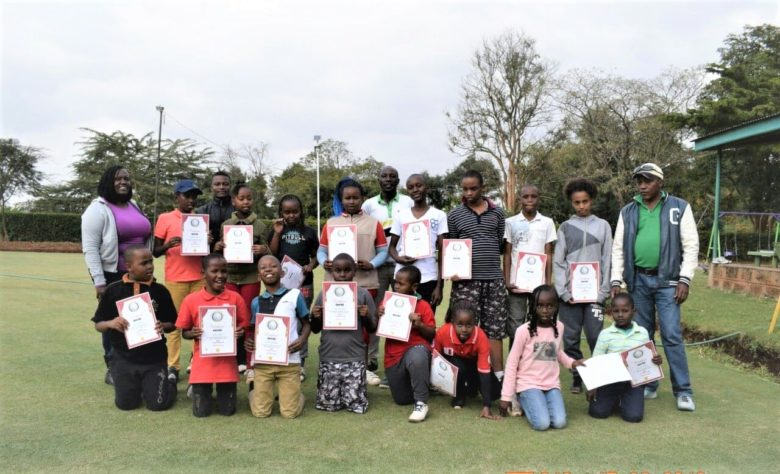 Ruiru Sports Club starts Juniors Clinic