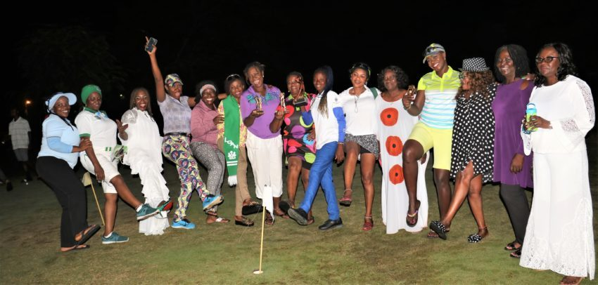 8th Ghana Ladies Open closes with intriguing results