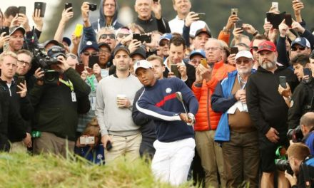 While you were sleeping, here's what happened at the Ryder Cup