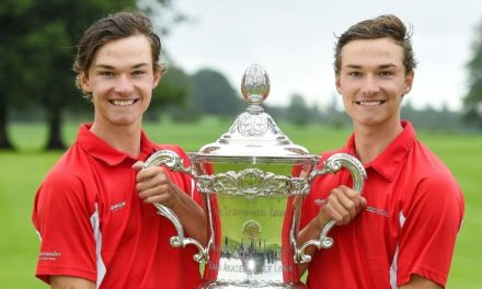 Identical twins give Denmark its first World Amateur Team Championship title