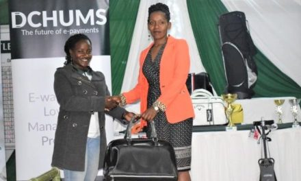 Okolea delivers exciting golf experience at Ruiru Sports Club