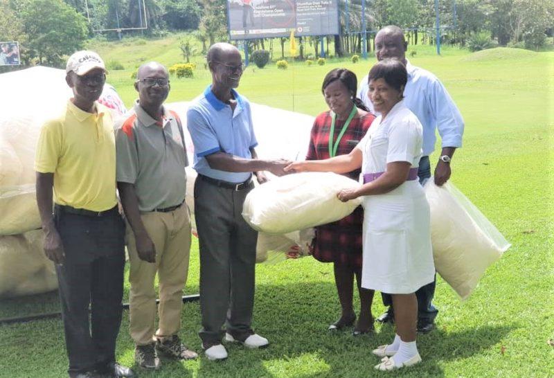Royal Golf Club donates to KNUST Hospital