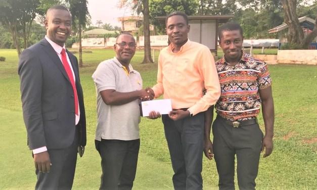 GCB Bank Golf Competitions League at the Royal Golf Club, Kumasi continues