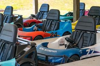 Go-Karts at Golfin' Dolphin