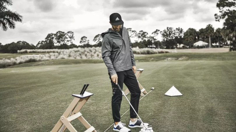 adidas Golf offers new spin on golf apparel with adicross line