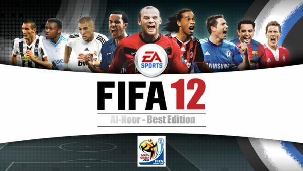 Xbox FIFA 12 League Season