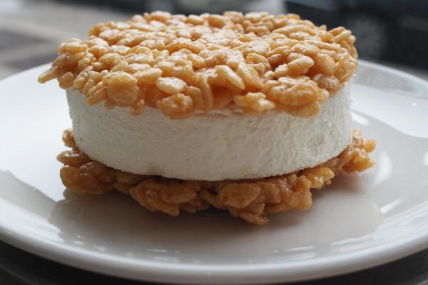 The Good Batch - Crispy Ice Cream Sandwich
