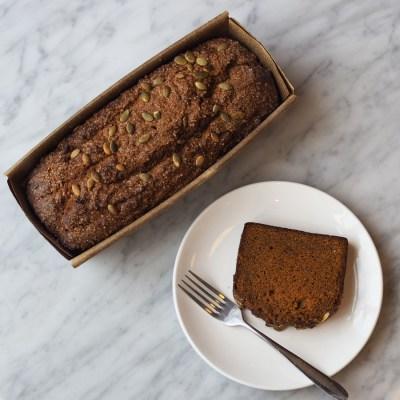 Apple Bourbon Layer Cake - Thanksgiving