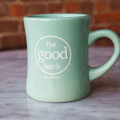 The Good Batch Logo Mug