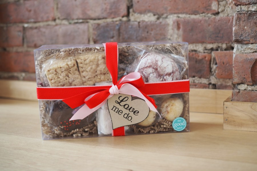 The Good Batch Love Me Do Valentine's Day Box