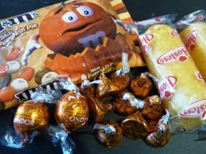 Pumpkin Flavoured Treats Blog Image