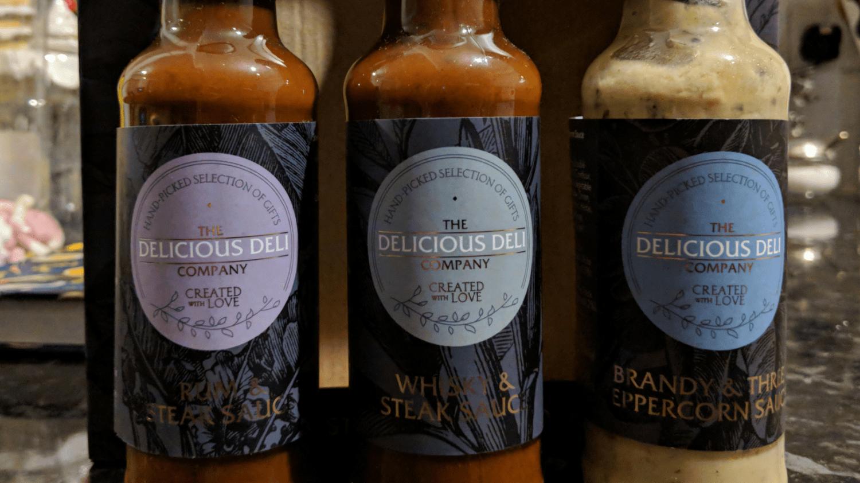 Featured Image - Steak Sauce Trio