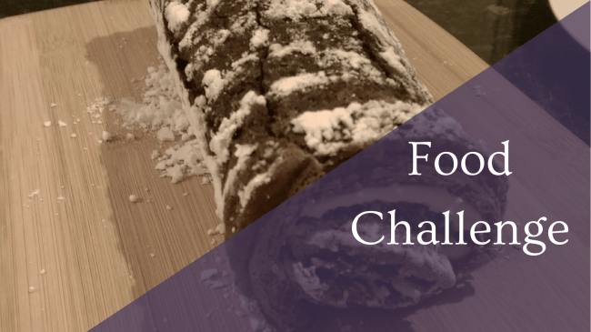 Featured Image - Food Challenge - Roulade