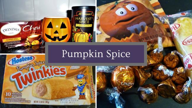 Featured Image - Pumpkin Spice