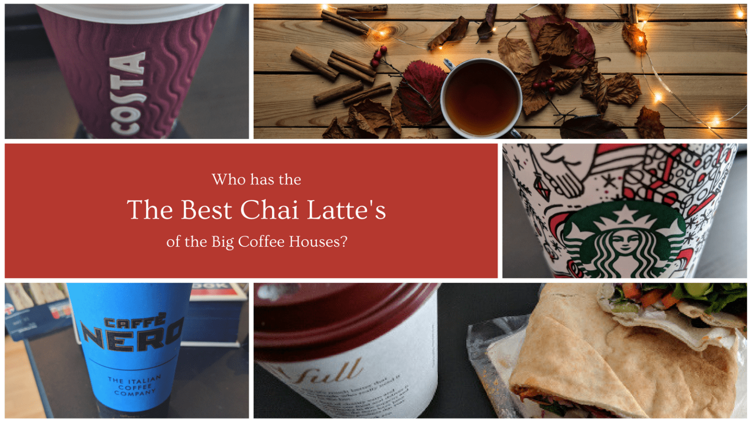 Top Chai Lattes featured image