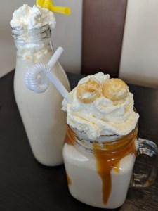 Coro Chocolate Cafe Milkshakes