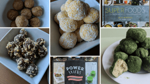 Home Made Energy Balls Featured Image