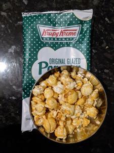 Krispy Kreme Popcorn