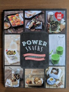 Powersnacks book by Love Food