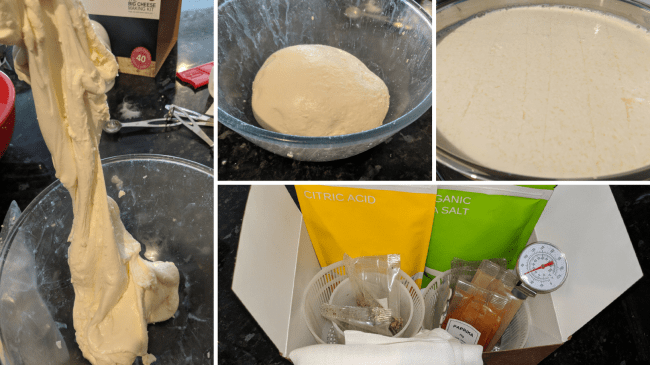 Featured Image - Making cheese