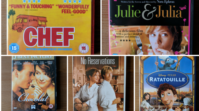 Featured Image - Foodie Films