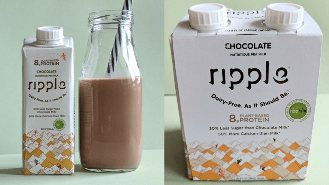 Featured Image - Ripple Pea Milk