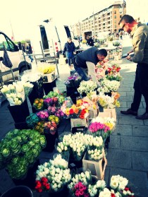 The Good Greeff Getting Flowers In Marseille