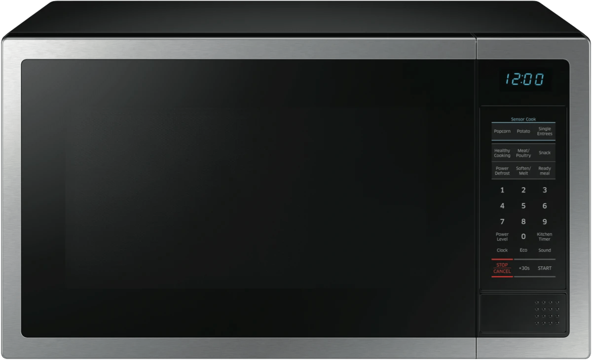 samsung34l 1000w stainless steel microwave