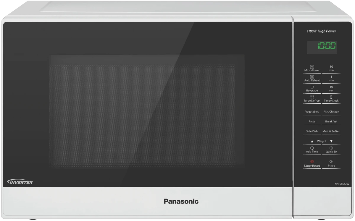 panasonic32l inverter microwave white