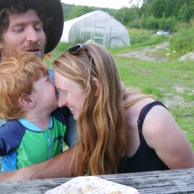 Beginning for 10 Years: on becoming an organic farmer