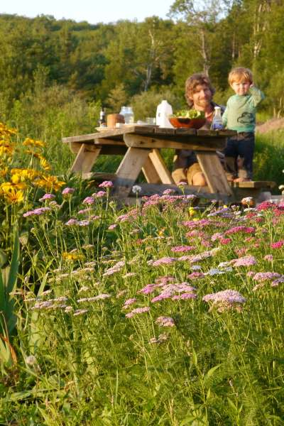 Essential Self Care for Organic Farmers & Gardeners