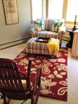 photo of lakehouse guest suite