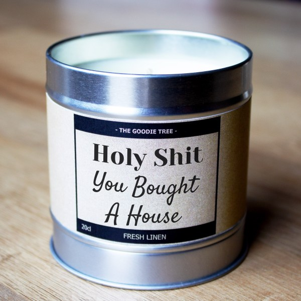 Tin Holy shit you bought a house lid bottom