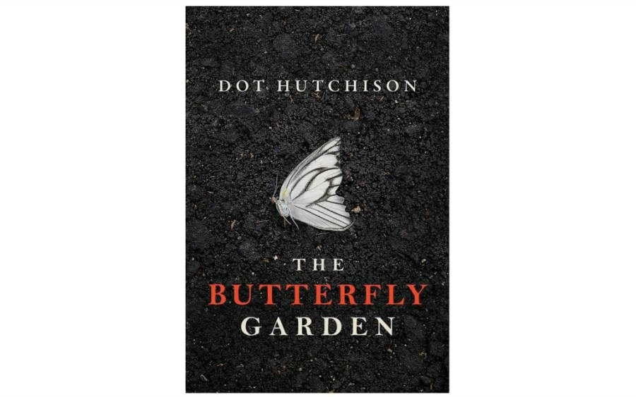 Sunday Book Club  The Butterfly Garden by Dot Hutchison     The Good     Sunday Book Club  The Butterfly Garden by Dot Hutchison     The Good Life  Bunny