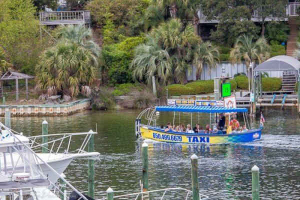 Destin Water Taxi Destin Florida