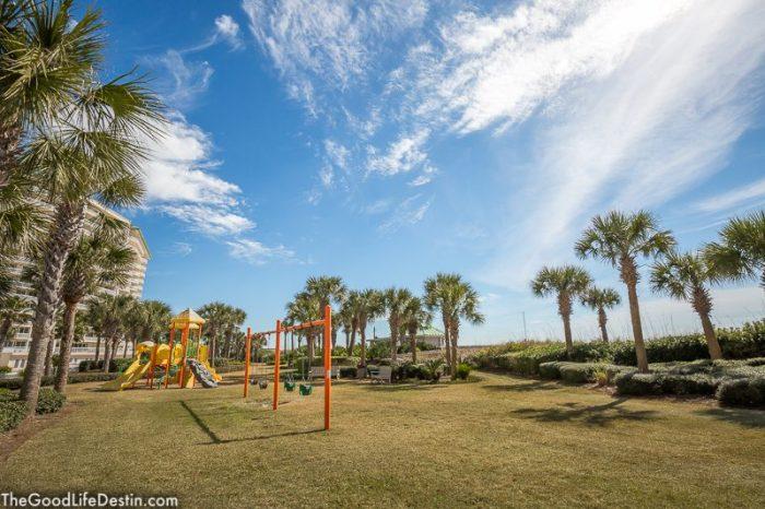 June Decker Park Public Beach Destin Florida
