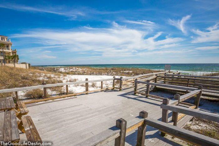 James Lee Beach Destin Florida