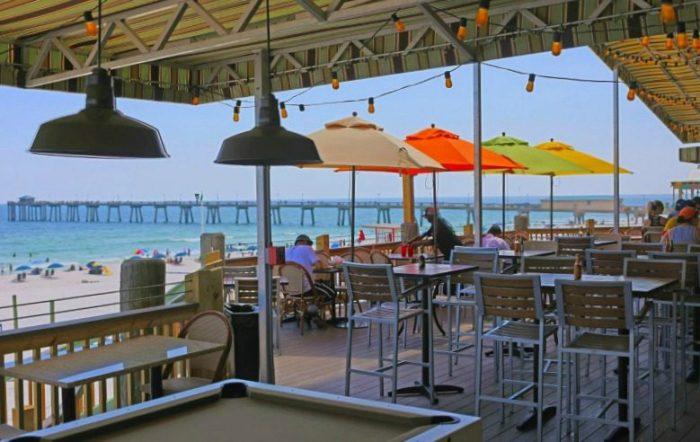 Rockin Tacos Okaloosa Island Florida