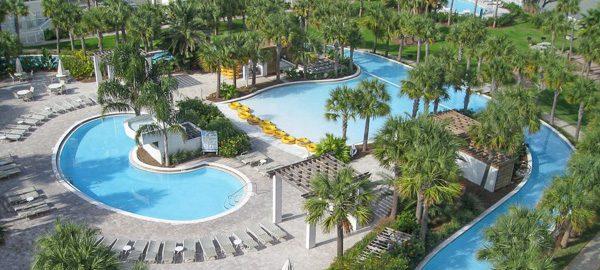 the 5 best resort pools in destin florida the good life destin. Black Bedroom Furniture Sets. Home Design Ideas