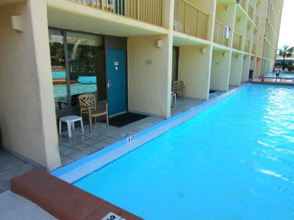 Ramada Pool Fort Walton Beach