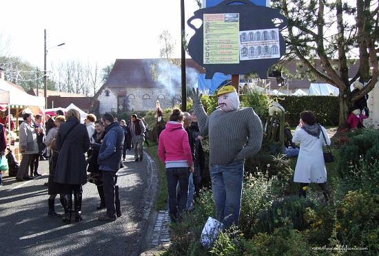 Festival des Soupes et Pains Montreuil-sur-Mer