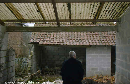 old french house renovation